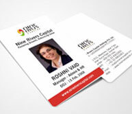 Employee ID Card-Double Side