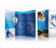 Brochures Two Fold